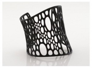 Subdivision Cuff by NervousSystem $55 via Shapeways