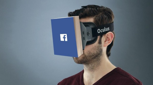 Facebook+Oculus Rift Photo Illustration: Jason Foral