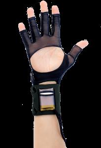 Gesture control glove