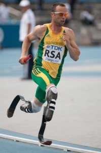 Oscar Pistorius 2011