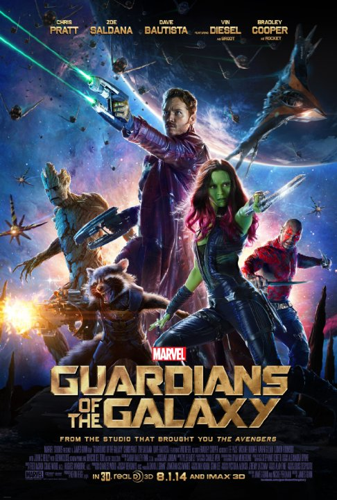 Guardians of the Galaxy on IMDB